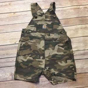 Carhartt Camouflage Overalls